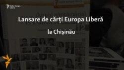 Lansare de carte Radio Europa Liberă