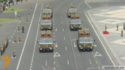 Armenia Parades Military Might On Independence Day
