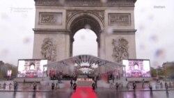 La Paris au fost marcați 100 de ani de la terminarea Marelui Război
