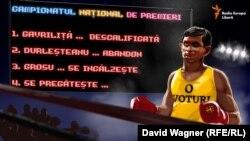 În ring, Igor Grosu, categoria cocoș/semigrea