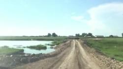 Тасқыннан бүлінген Ағанас ауылы көшіріледі