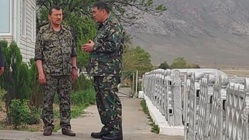 Таджикистан и Кыргызстан подписали протокол по вопросам границы