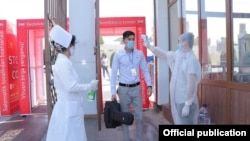 Өзбекстан пандемия учурунда.