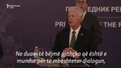 Senatorët amerikanë: Mbështetje dialogut Kosovë-Serbi