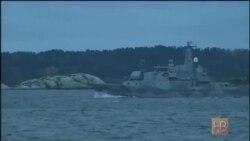 """Поиск """"подводного объекта"""" в Швеции"""