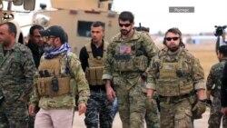 Трамп прогласи победа врз ИД во Сирија