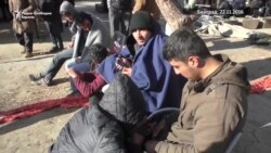 Белград: Истрага за убиениот авганистански мигрант