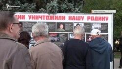«Кровавый режим не может строить демократию». Коммунисты Севастополя митинговали в память о «Расстреле Белого дома» (видео)