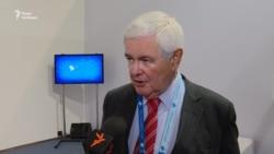 Экс-спикер Конгресса США: давление на Путина только усилится (видео)