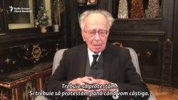 Mihai Șora, Dan Grigore: Un filosof și un pianist despre cum e condusă România