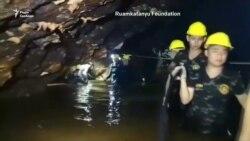 Йому не вистачило повітря. Загинув таїландський «морський котик», який рятував дітей в печері (відео)