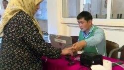 Шайлоо: Жалал-Абаддагы добуш берүү