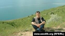 Экс-сотрудник узбекских спецслужб Одилбек Юлдашев.