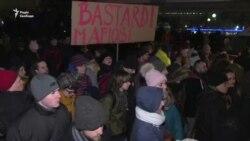 Криза в Словаччині після вбивства журналіста (відео)
