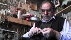 Polad Bülbüloğlunun çəkməsini tikən Əməkdar Mədəniyyət işçisi