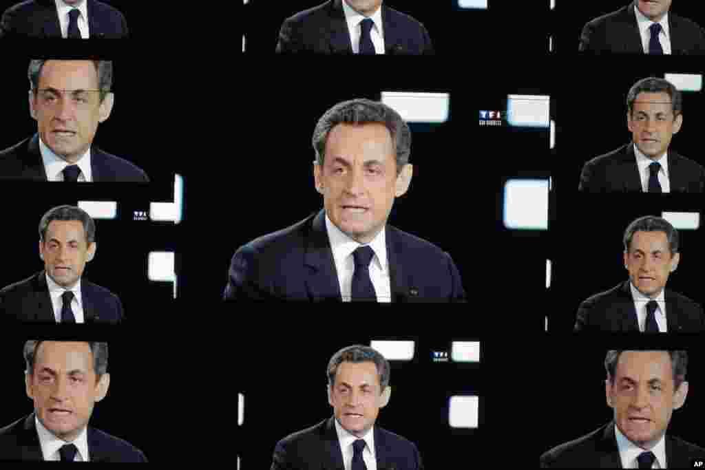 ФРАНЦИЈА - Францускиот суд го прогласи за виновен поранешниот претседател Никола Саркози и го осуди на една година домашен притвор, во случајот за незаконско финансирање на кампањата поврзана со неговиот неуспешен обид за реизбор во 2012 година.