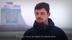 «Нове покоління українців має зовсім інші цінності» – «кіборг» Недря