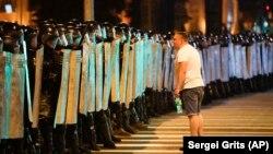 Минск, 9 августа 2020 года.