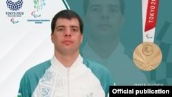 Ислам Асланов из Узбекистана завоевал бронзовую медаль