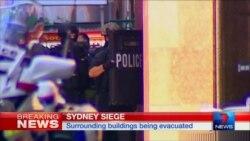 Hostages Held In Sydney Cafe