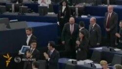 Европарламент конголик гинекологга Сахаров мукофотини топширди