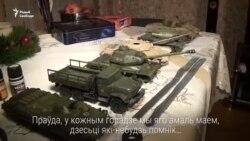 Ксёндз, які зьбірае танкі