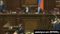 Ermənistan parlamenti, 25 avqust, 2021-ci il