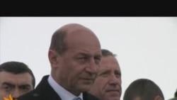 Traian Basescu in Moldova second day
