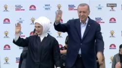 Erdogan's Authority To Be Tested In Turkish Polls