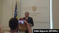Predsjedavajući Predsjedništva Bosne i Hercegovine Šefik Džaferović