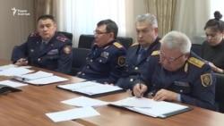 «Личные вопросы» граждан к главе МВД Тургумбаеву
