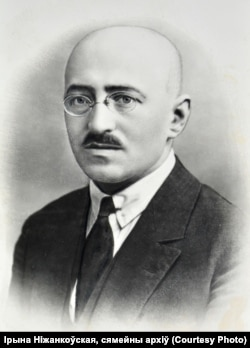 Мовазнаўца і грамадзкі дзеяч Браніслаў Тарашкевіч
