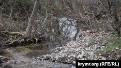 Річка Арманка, Севастополь