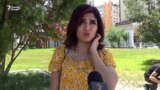 Сокини шаҳри Душанбе, ки ба пурсиши хабарнигори Радиои Озодӣ посух дод
