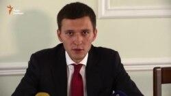 В.о. голови Державного агентства автомобільних доріг України Євген Барах