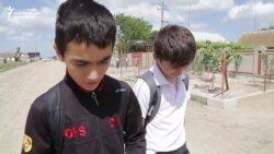A Long, Tough Trip To School In Russia's Daghestan Region