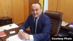 Дамир Кулубаев.