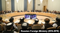 آرشیف؛ نشست مسکو در پیوند به افغانستان در ۱۸ مارچ ۲۰۲۱