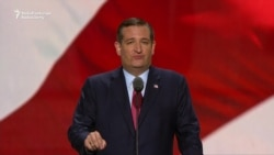Cruz Booed For Failing To Endorse Trump