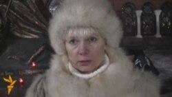 Марына, маці палітвязьня Эдуарда Лобава