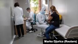 "Testiranje građana u Institutu ""Batut"", 26. jun 2020."
