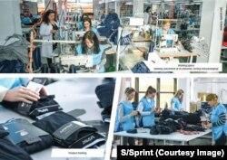 Kompania S/Sprint ka 100 punëtorë dhe asnjëri prej tyre nuk është larguar nga puna gjatë pandemisë.