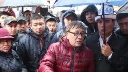 Москвадагы добуш бере албаган мигранттар