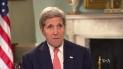 Kerry Says Iranians Will Feel Positive Impact Of Nuclear Agreement