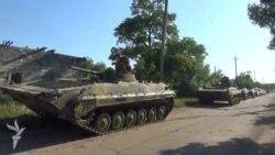 Ukrayna ordusu NATO ilə birgə hərbi təlimlərə başlayıb