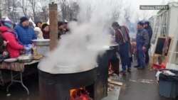 Moskwada Nowruz baýramy bellendi