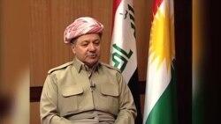 گفتگوی صدای آمریکا با مسعود بارزانی، رئيس اقليم کردستان عراق