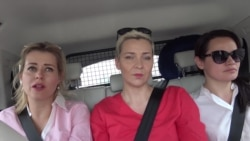 «Тринити» против Лукашенко: один день со Светланой Тихановской и ее соратницами