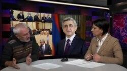 «Ազատություն» TV լրատվական կենտրոն, 17-ը մարտի, 2015թ․