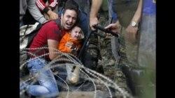 Imigranti povređeni u akciji policije na makedonskoj granici